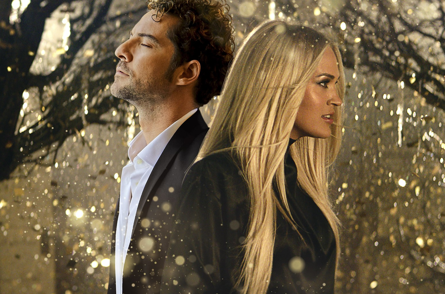David Bisbal and Carrie Underwood