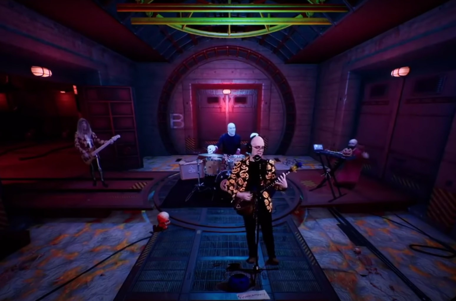 Devin Townsend's Crappy Halloween Party