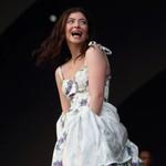 Lorde Returns As Something