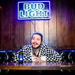<p>Post Malone Talks Chiefs Tattoo, Haunting on'Late Night' thumbnail