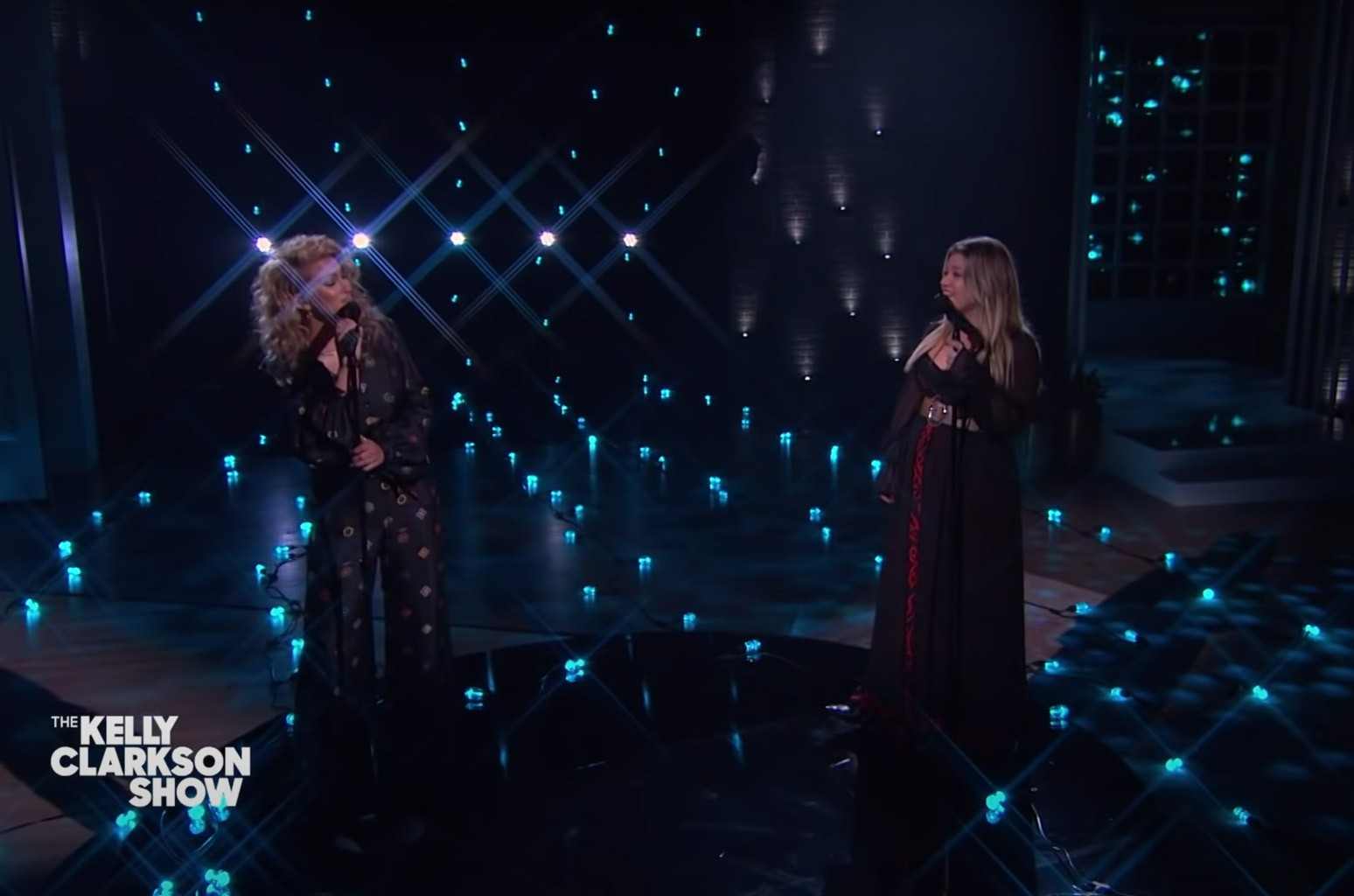 Tori Kelly and Kelly Clarkson