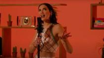 Dua Lipa Steals the Show With NPR Tiny Desk Home Concert | THR News