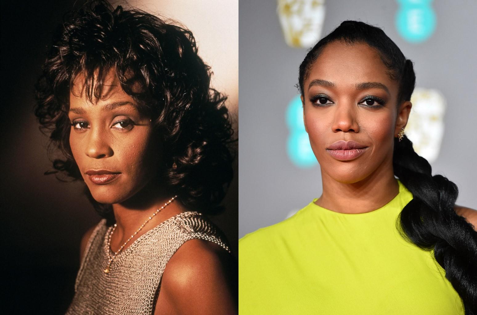 Whitney Houston, Naomi Ackie