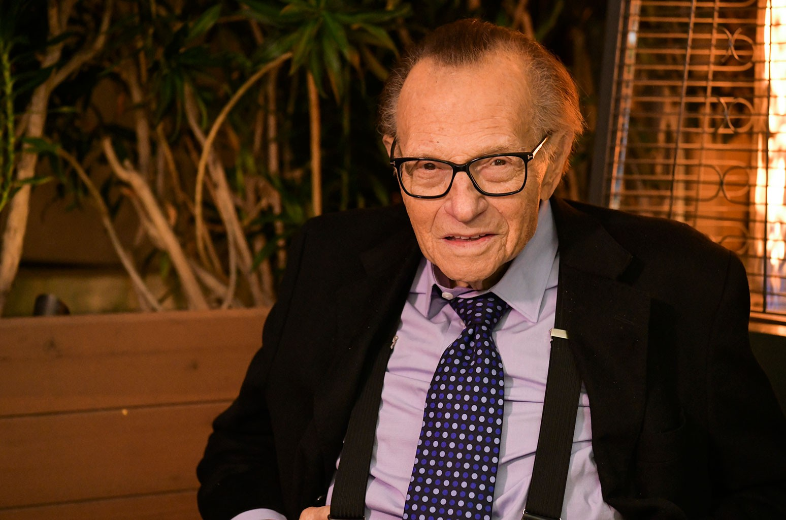 50 Cent, Celine Dion, Andrea Bocelli & More Pay Tribute to Larry King