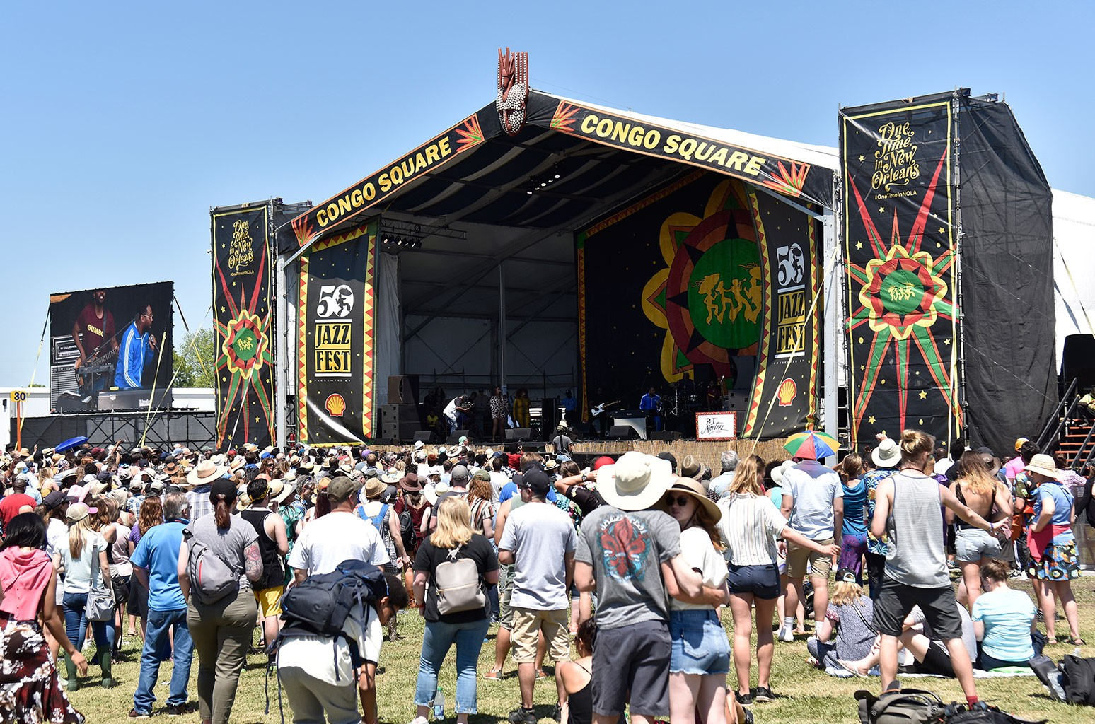 Фестиваль джаза и наследия в Новом Орлеане перенесен на осень: новые даты