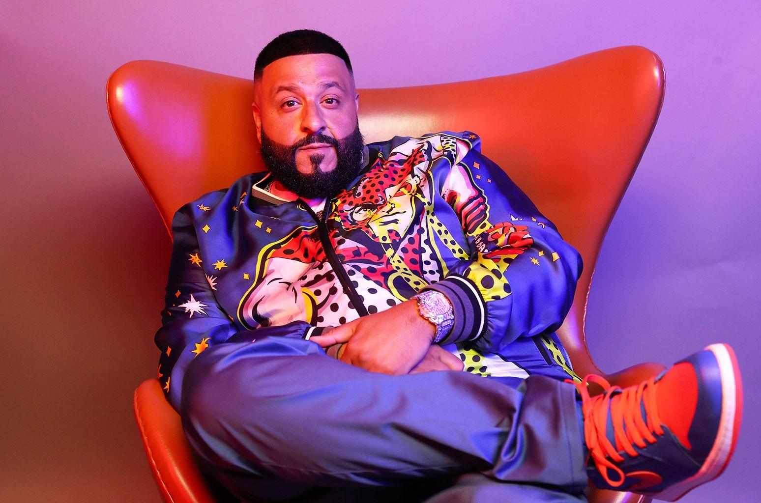 DJ Khaled примет награду MTV Africa Music Awards, которая впервые будет транслироваться во всем мире