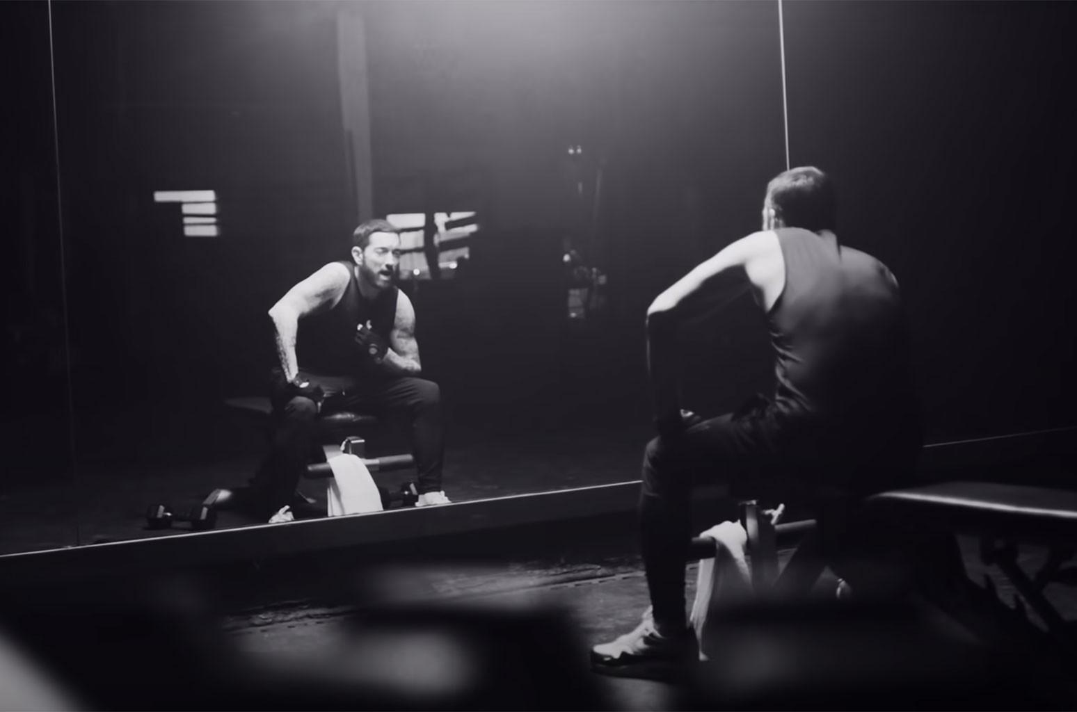 "Eminem ""Higher"""
