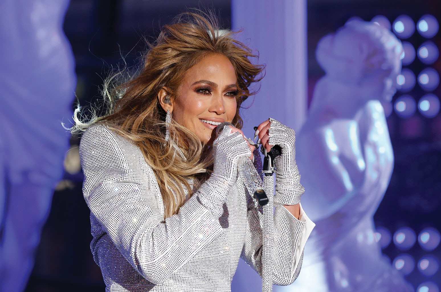 Jennifer Lopez Hits the Streets of Miami in Teaser for Rauw Alejandro Collab 'Cambia El Paso'