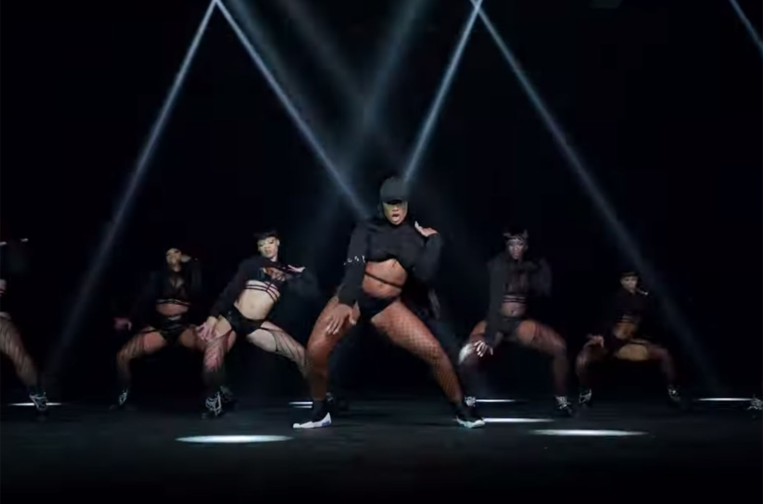 "Megan Thee Stallion ""Body"" Official Dance Video"