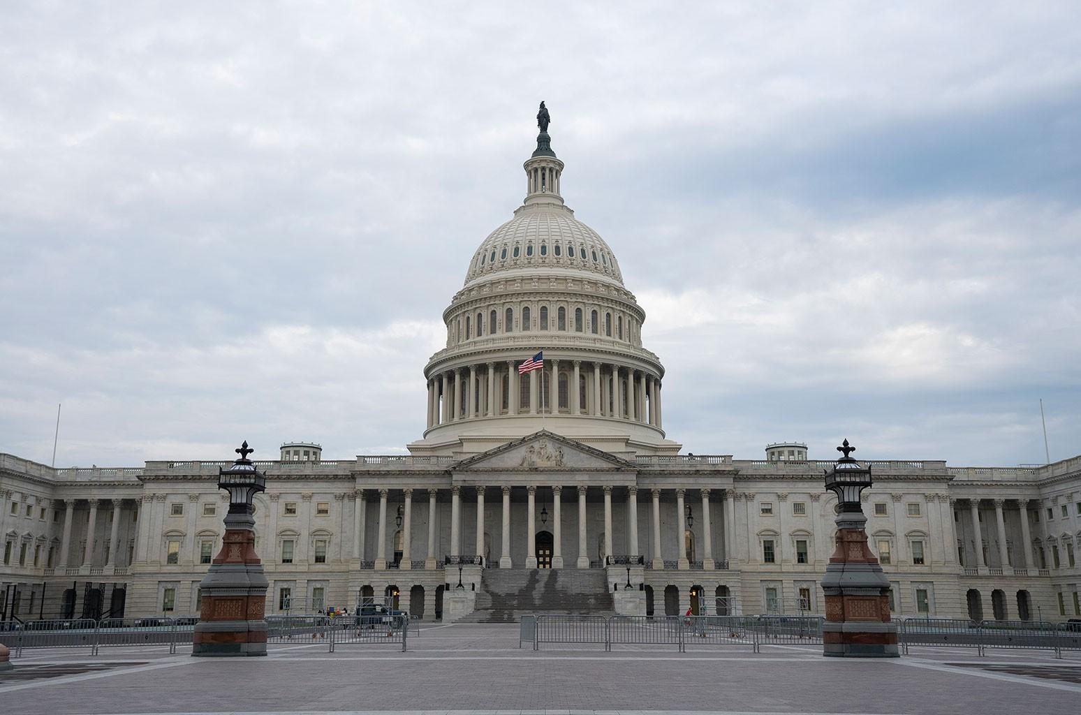 The United States Capitol, Coronavirus Relief