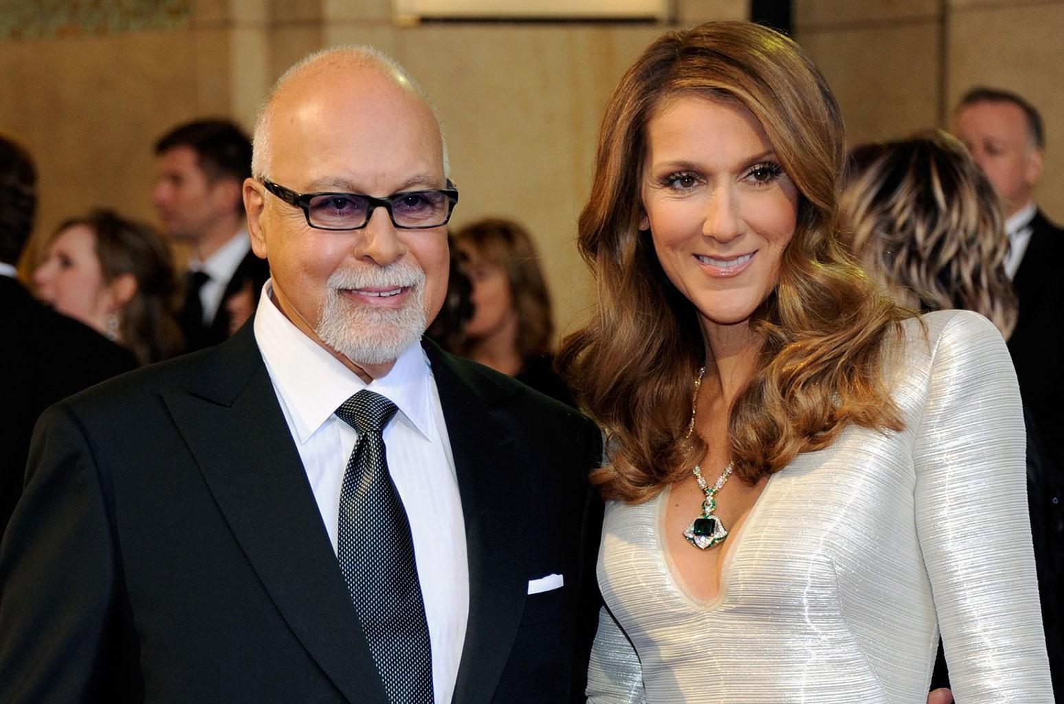 Celine Dion Tributes Husband Rene Angelil Billboard