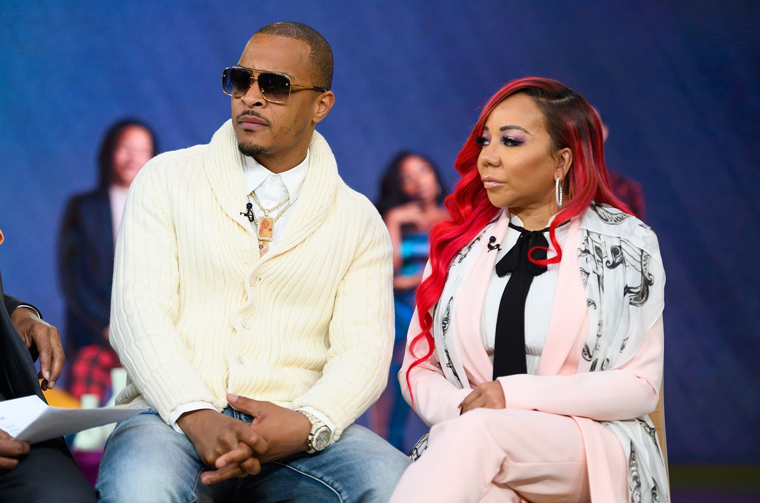 T.I. and Tiny Harris Hit With Defamation Lawsuit