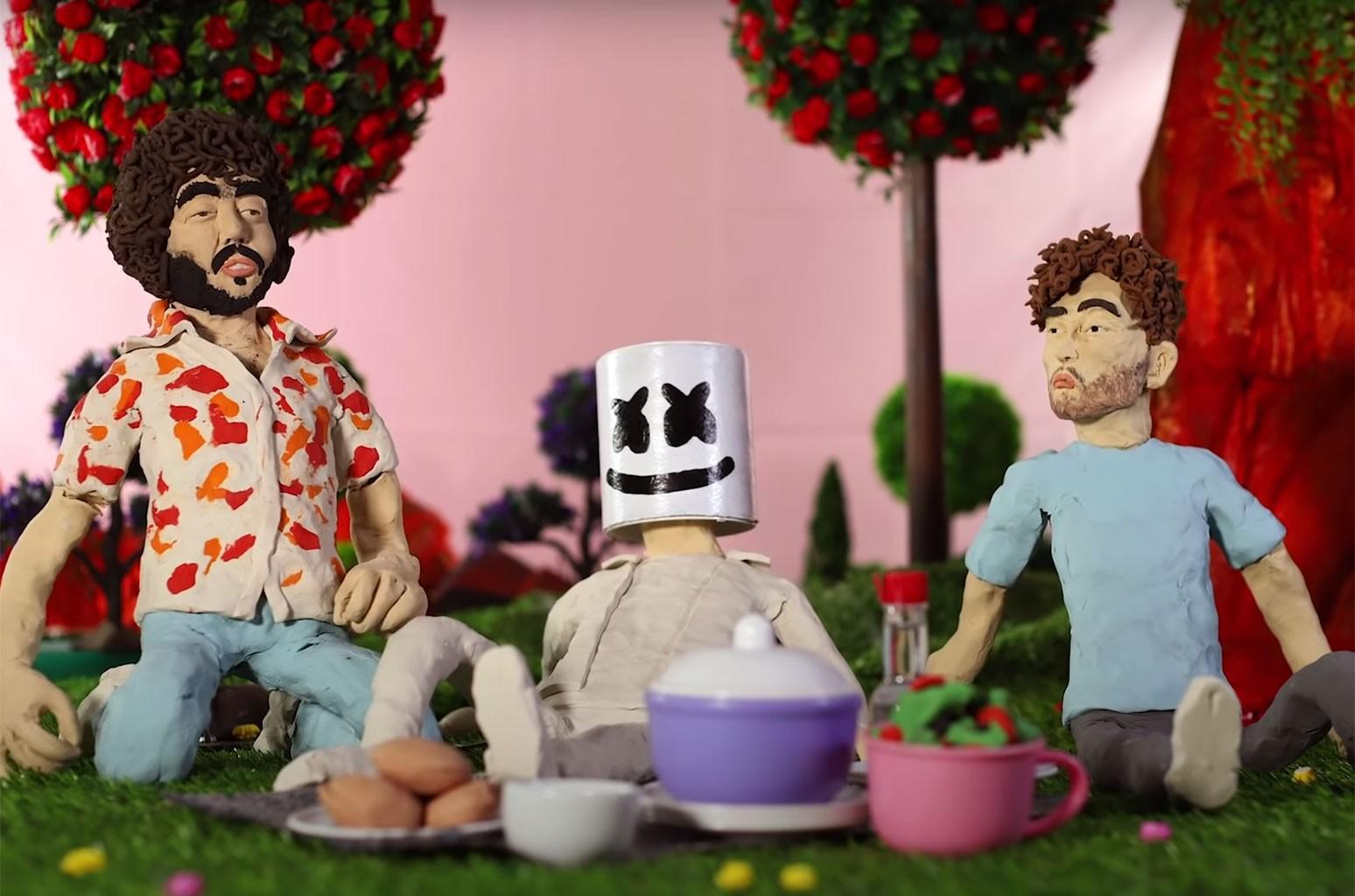 "benny blanco, Marshmello & Vance Joy ""You"""