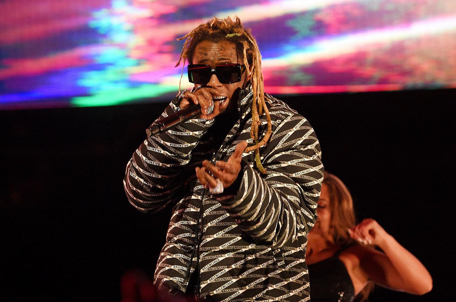 Lil Wayne Kodak Black On Donald Trump S Potential List Of Pardons Billboard
