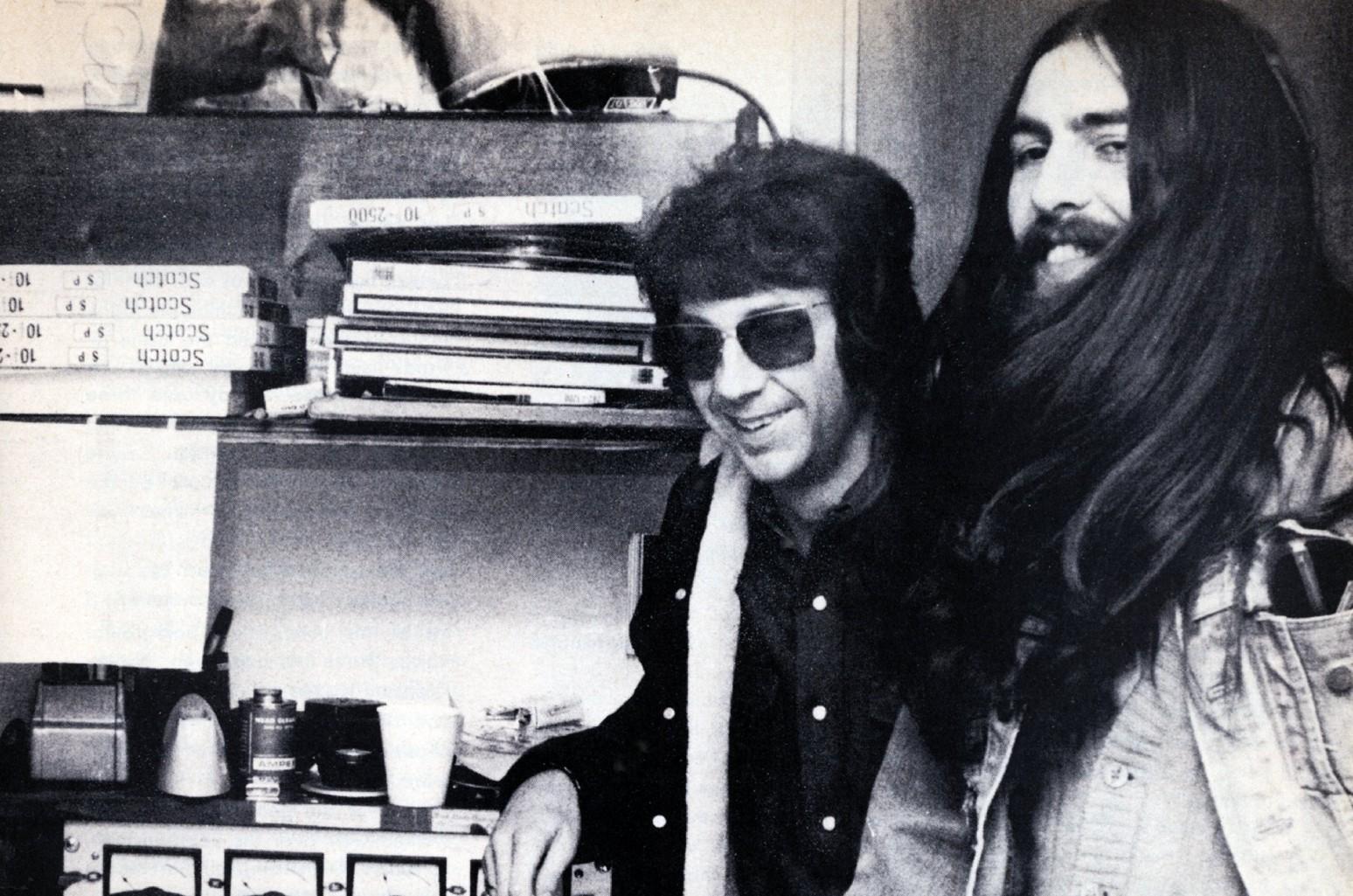 10 песен, которые вы не знали, в которых участвовал Фил Спектор