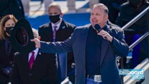 Garth Brooks Performs 'Amazing Grace' at President Biden's Inauguration | Billboard News
