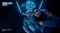 Anuel AA & Ozuna Talk Rewriting the Rules of Reggaeton With Joint Album 'Los Dioses' | Billboard News