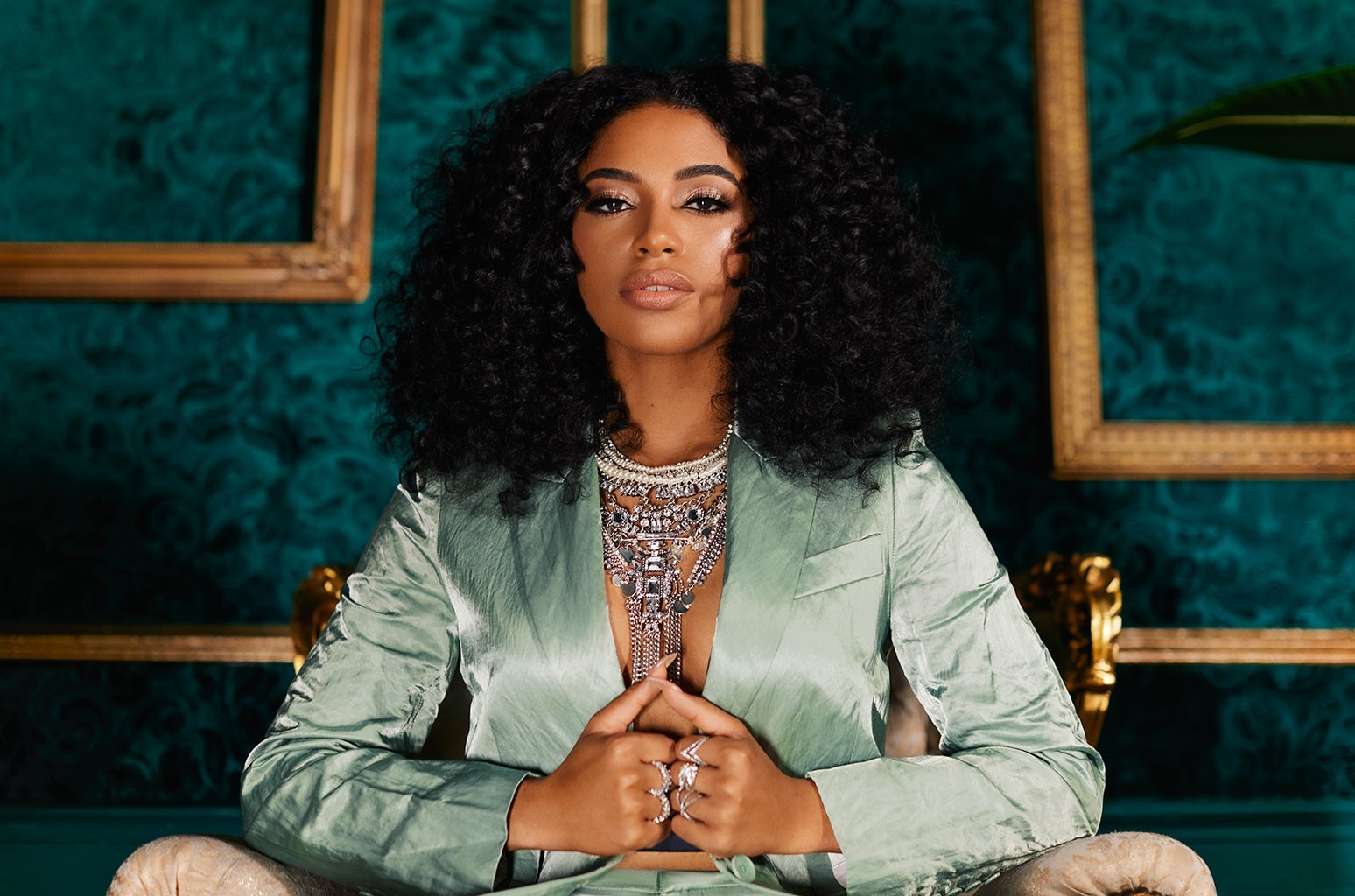 Black History Month: Ayanis Wants Women to Feel Empowered With Her 'Strength in Numbers' Playlist