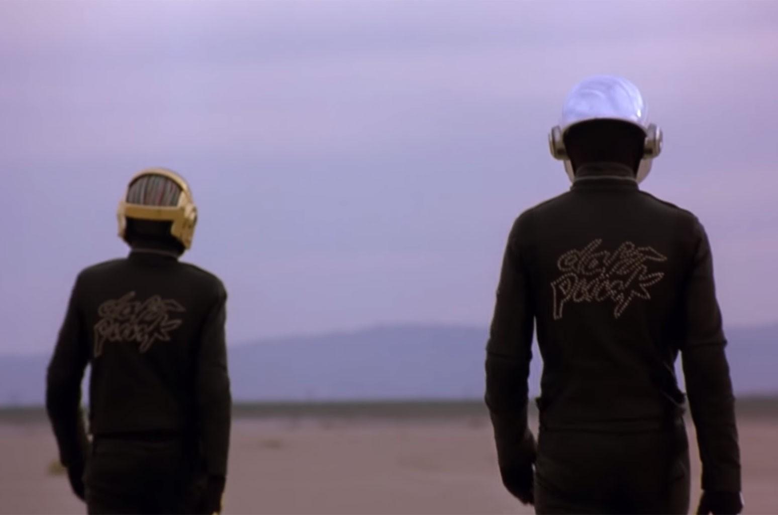 Daft Punk: Call It уходит после 28 лет выпуска восьмиминутного видео с эпилогом