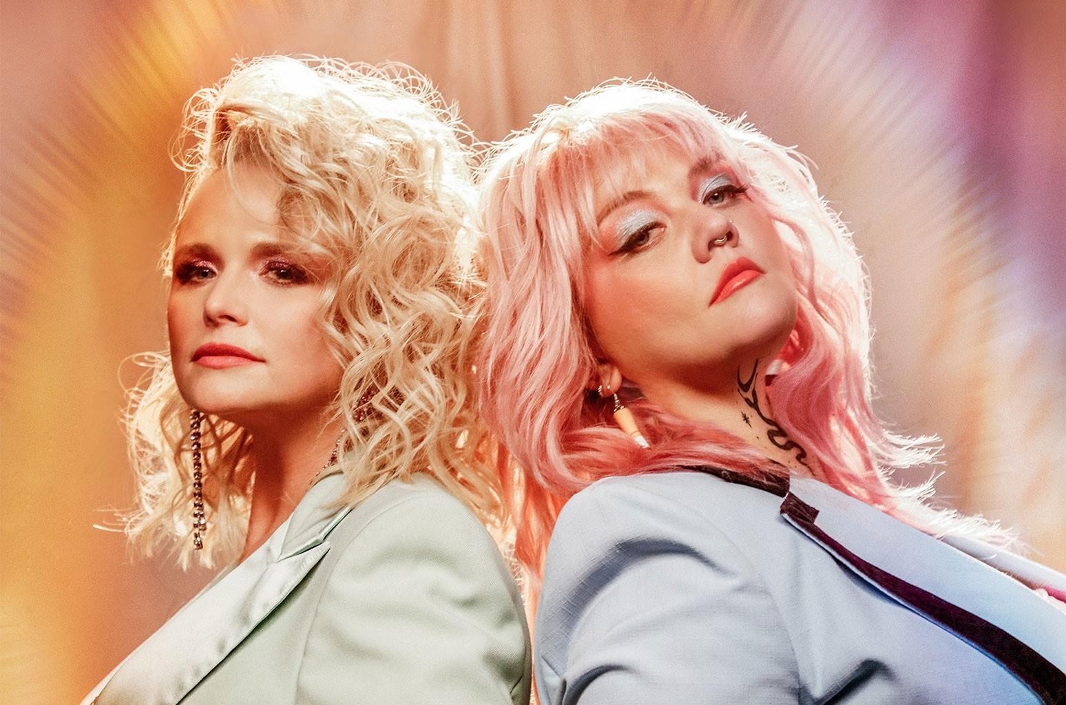 Миранда Ламберт и Эль Кинг поделились с Синди Лаупер на съемках «Пьяного»: смотреть