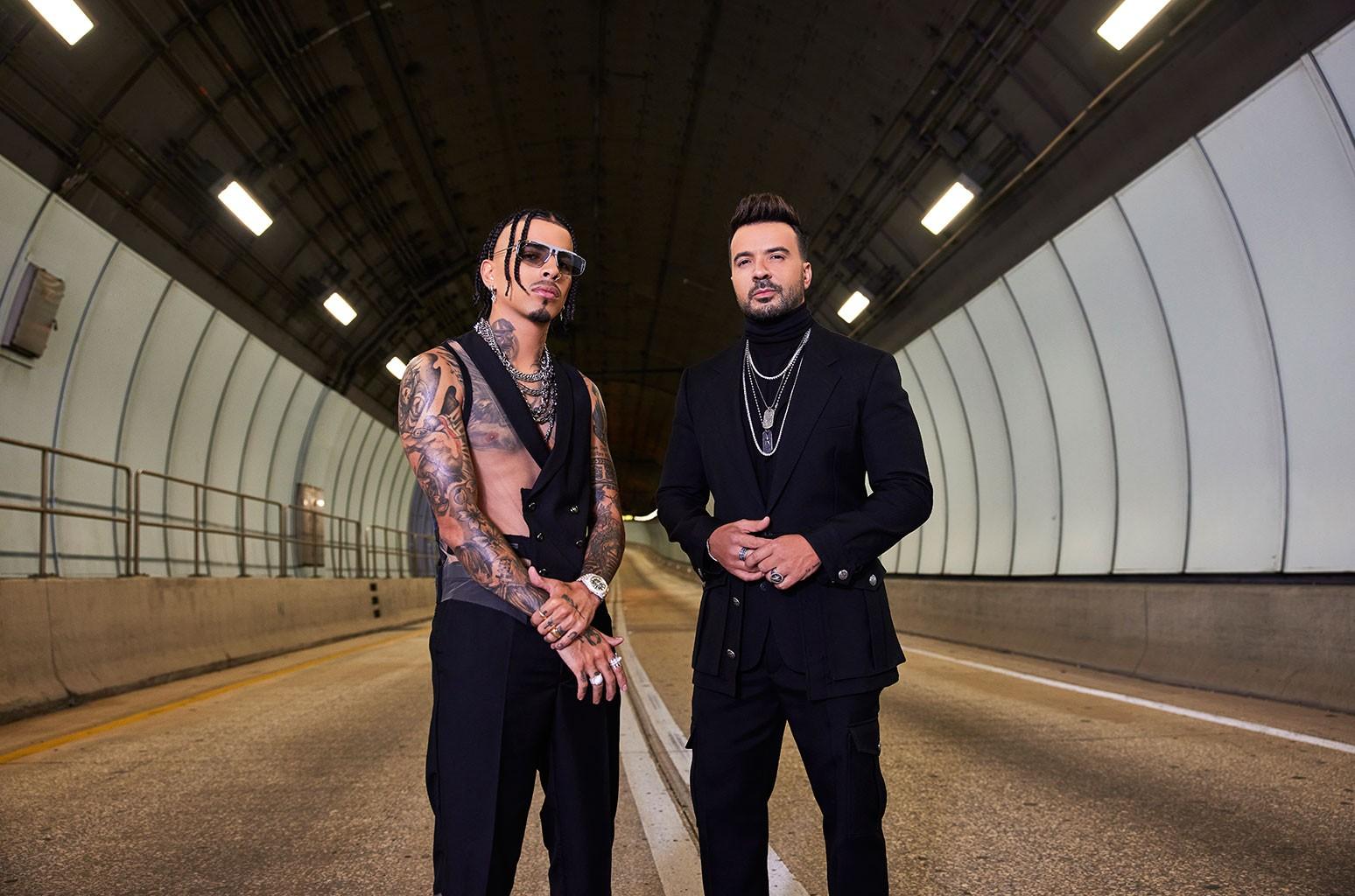 Premio Lo Nuestro 2021: Luis Fonsi & Rauw Alejandro Premiere Nostalgic Single 'Vacío'
