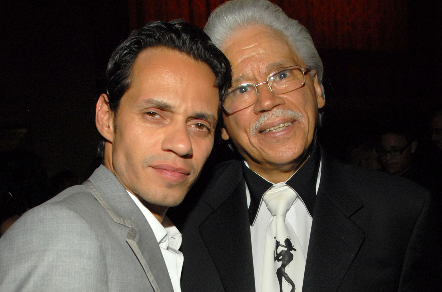 Marc Anthony, Milly Quezada, Rubén Blades & More Remember Johnny Pacheco