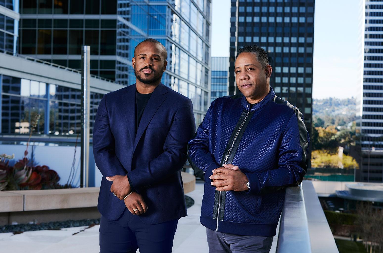 Агентство Creative Artist назвало Джо Хэдли и Марка Читема со-руководителями Global Hip-Hop / R&B
