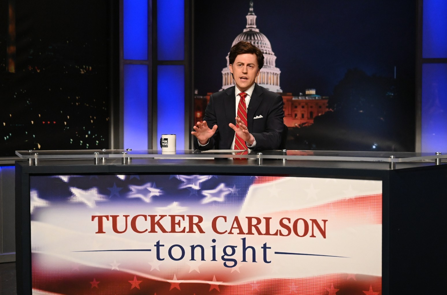 Saturday Night Live, Alex Moffat