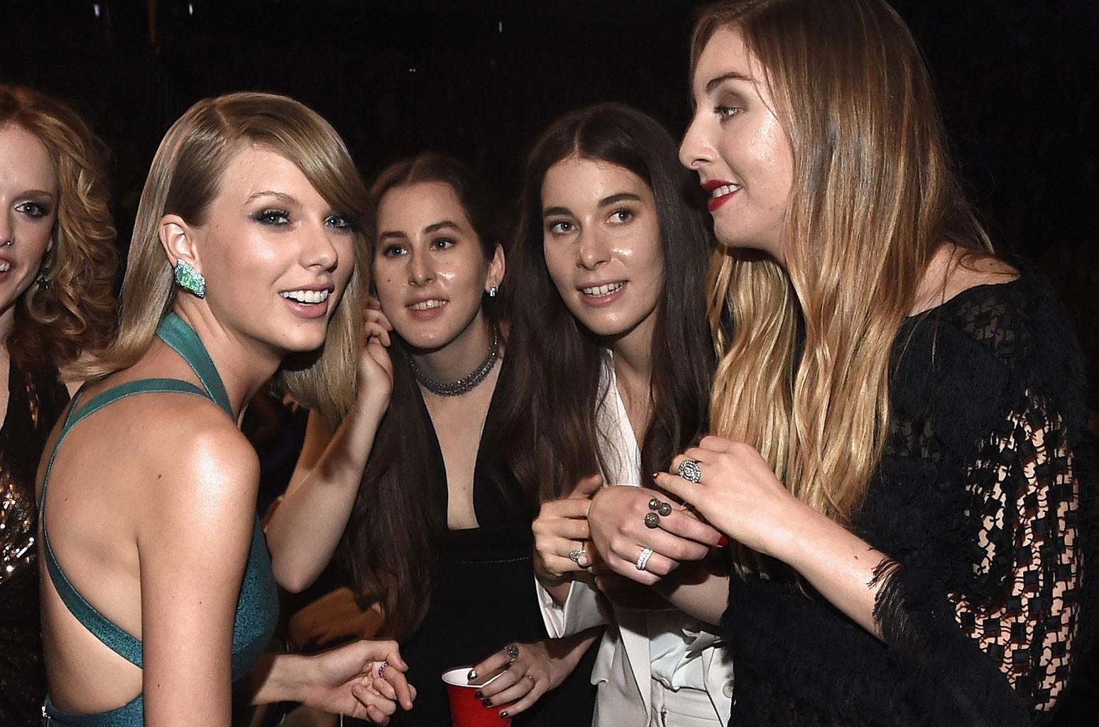 Taylor Swift, Haim