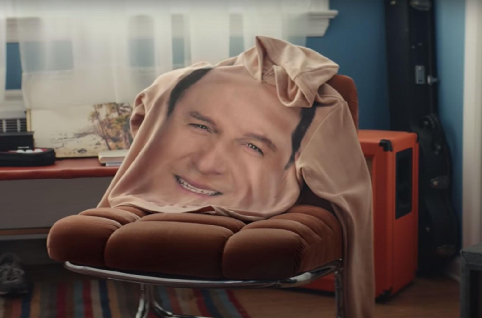 The Jason Alexander Hoodie Tide Super Bowl 55 Commercial