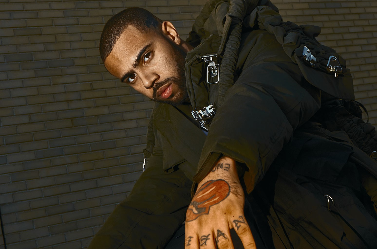 Black History Month: Vic Mensa Speaks on His Prison Abolition Mission & Why It's Necessary [Op-Ed]