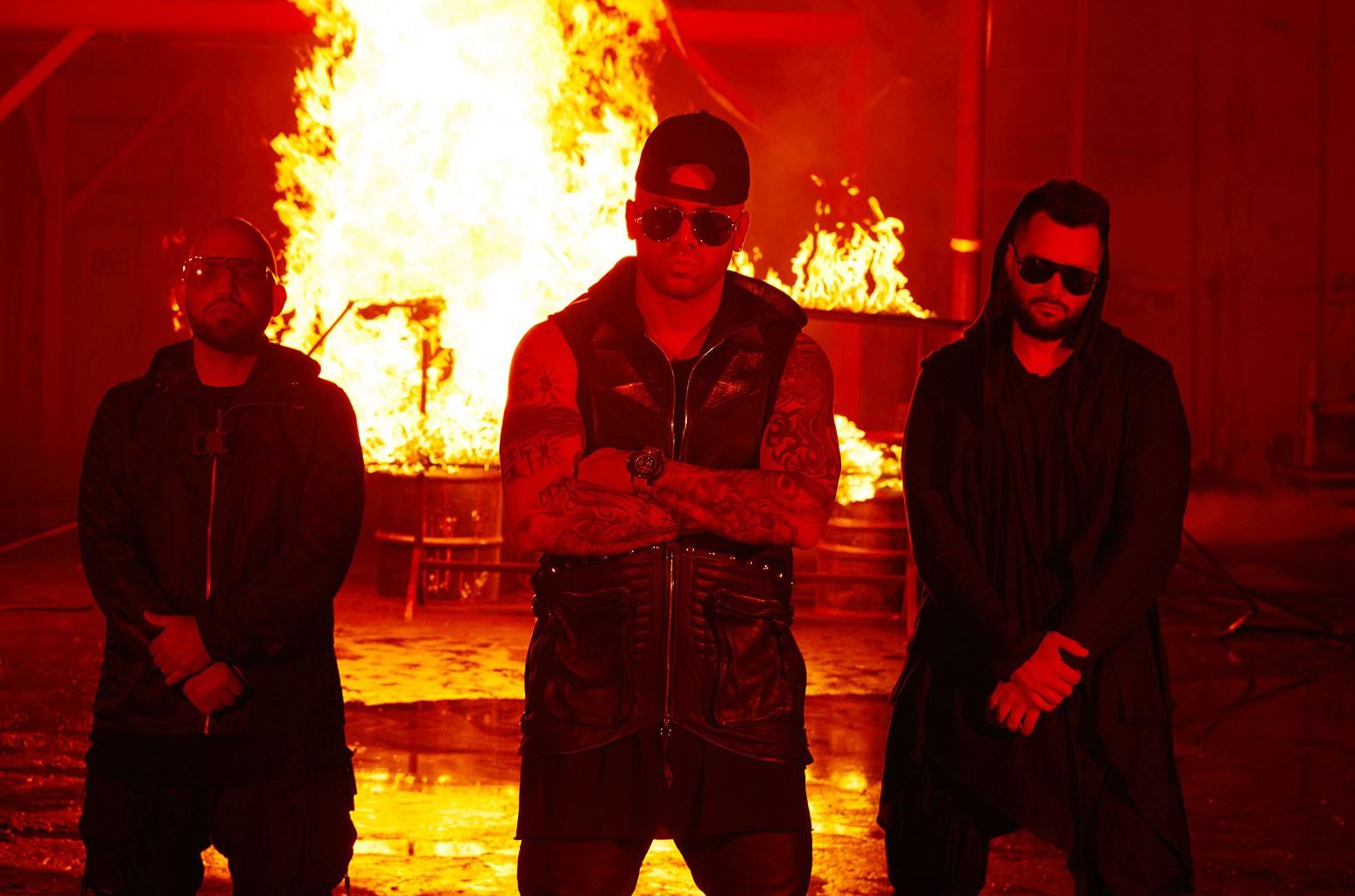 'Fiel' Takes Los Legendarios, Wisin & Jhay Cortez to No. 1 on Latin Airplay Chart