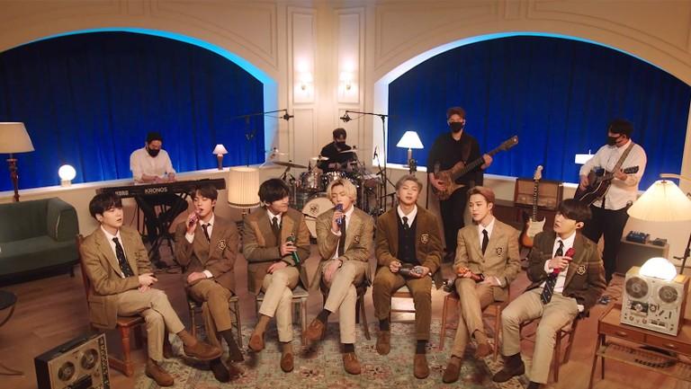 BTS 'Life Goes On' on 'MTV Unplugged': Exclusive | Billboard