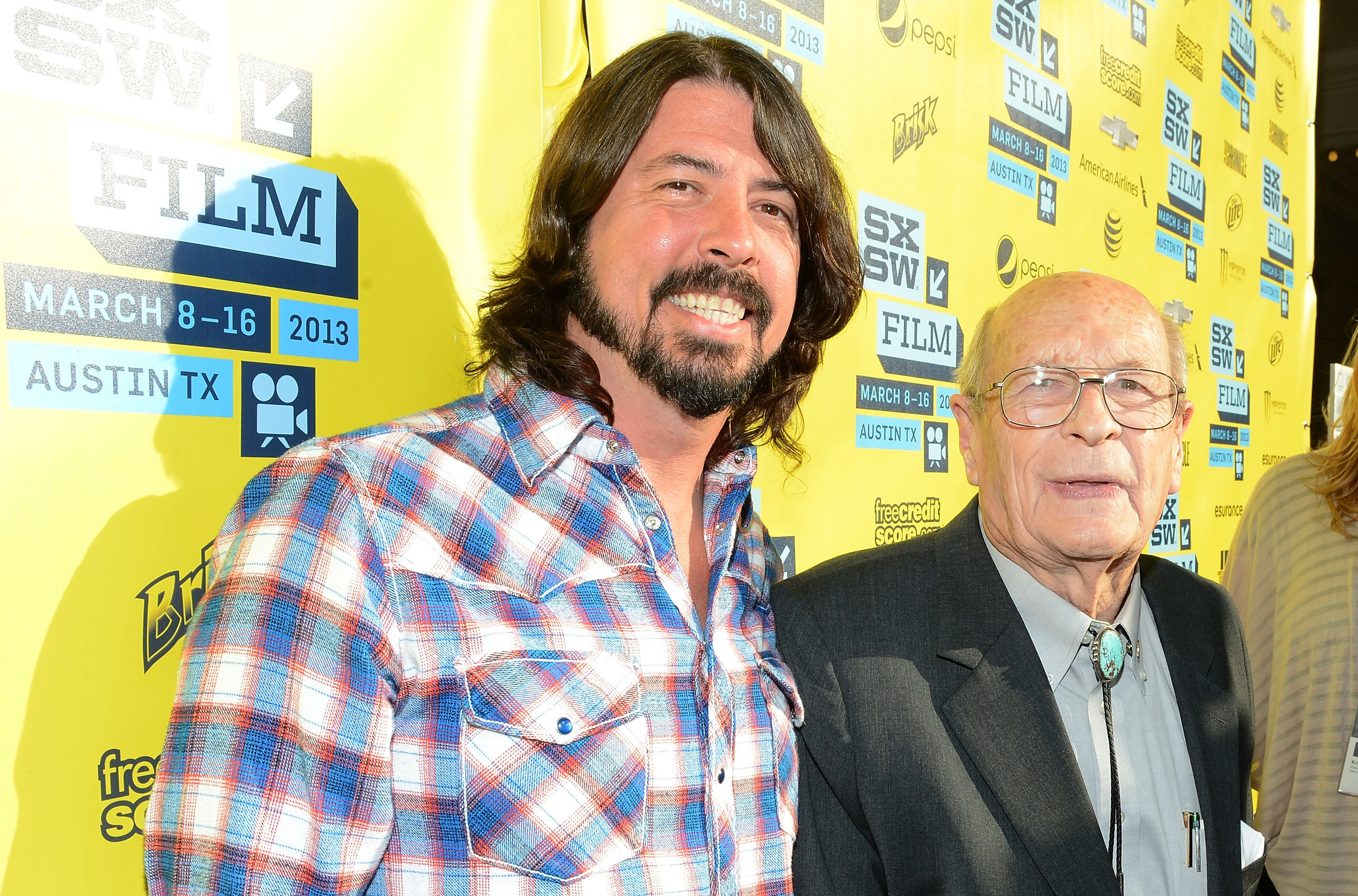 Dave Grohl, Rupert Neve