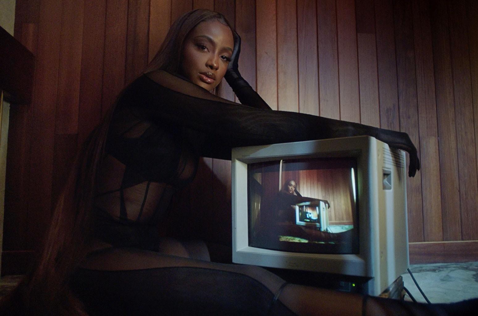 Justine Skye Intruded music video