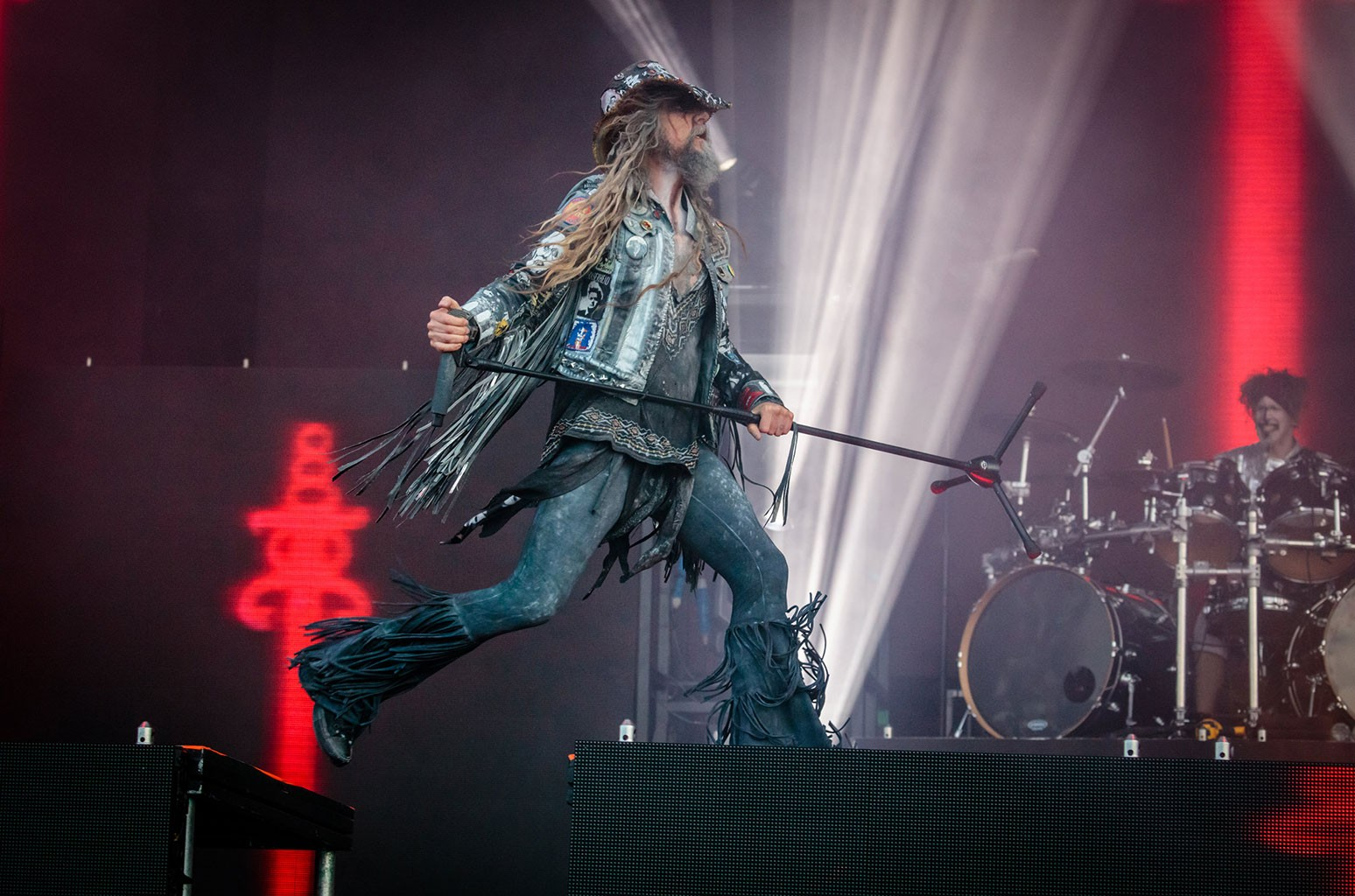 Rob Zombie Scores First No. 1 on Billboard's Top Album Sales Chart With 'Lunar Injection Kool Aid Eclipse Conspiracy'