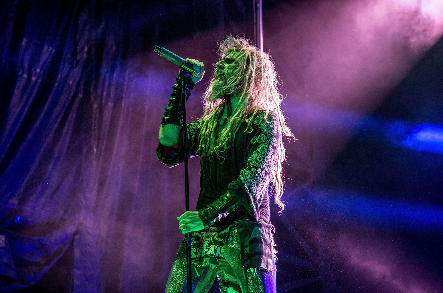 Rob Zombie Lands Fourth No. 1 on Top Rock Albums Chart
