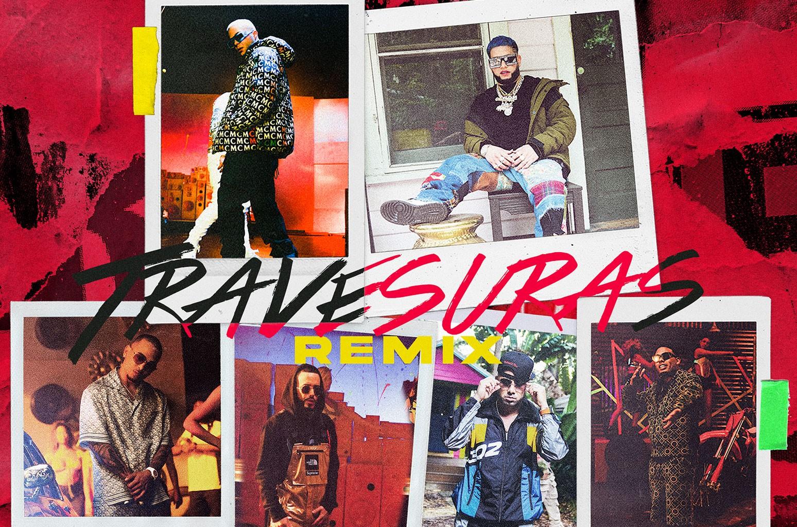 Nio Garcia & Casper Magico Reel In Ozuna, Myke Towers, Wisin, and Yandel For Star-Studded 'Travesuras' Remix: Exclusive