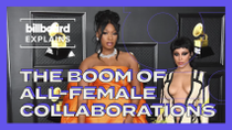 Billboard Explains: The Boom of All-Female Collaborations