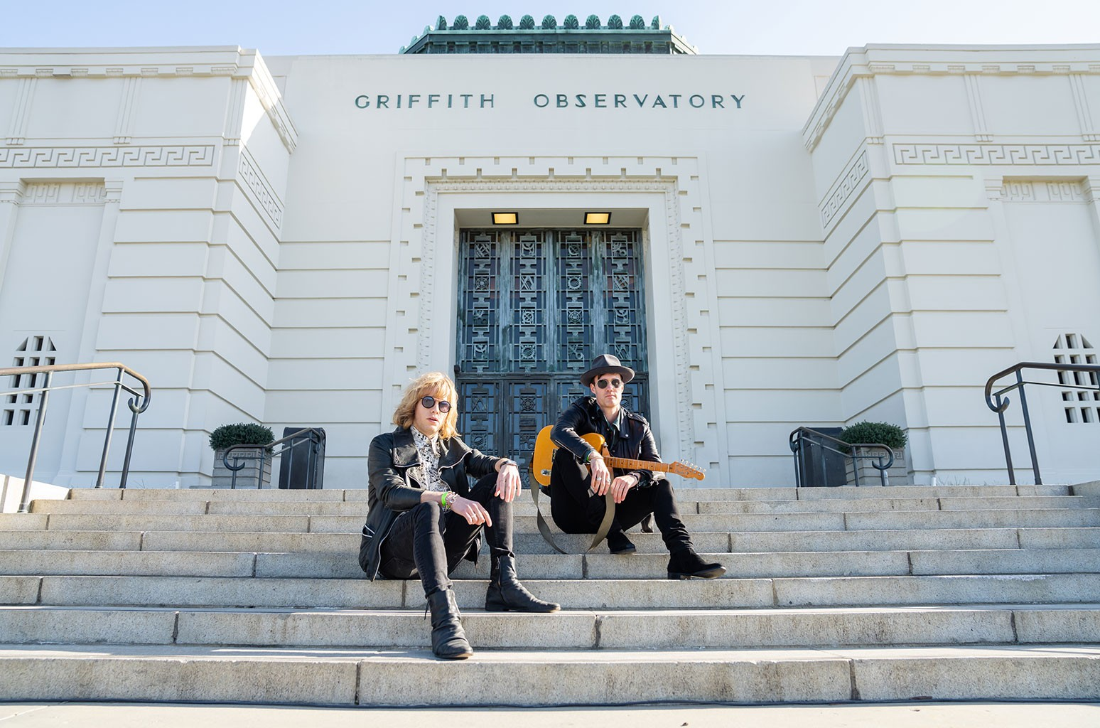Bob Moses, The Griffith Observatory