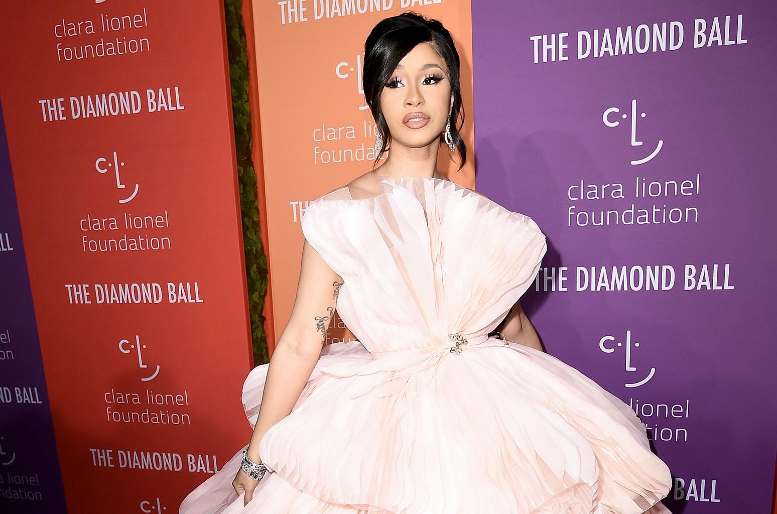 Cardi B Plans to Listen to Selena Gomez's 'Revelacion' EP in the Shower