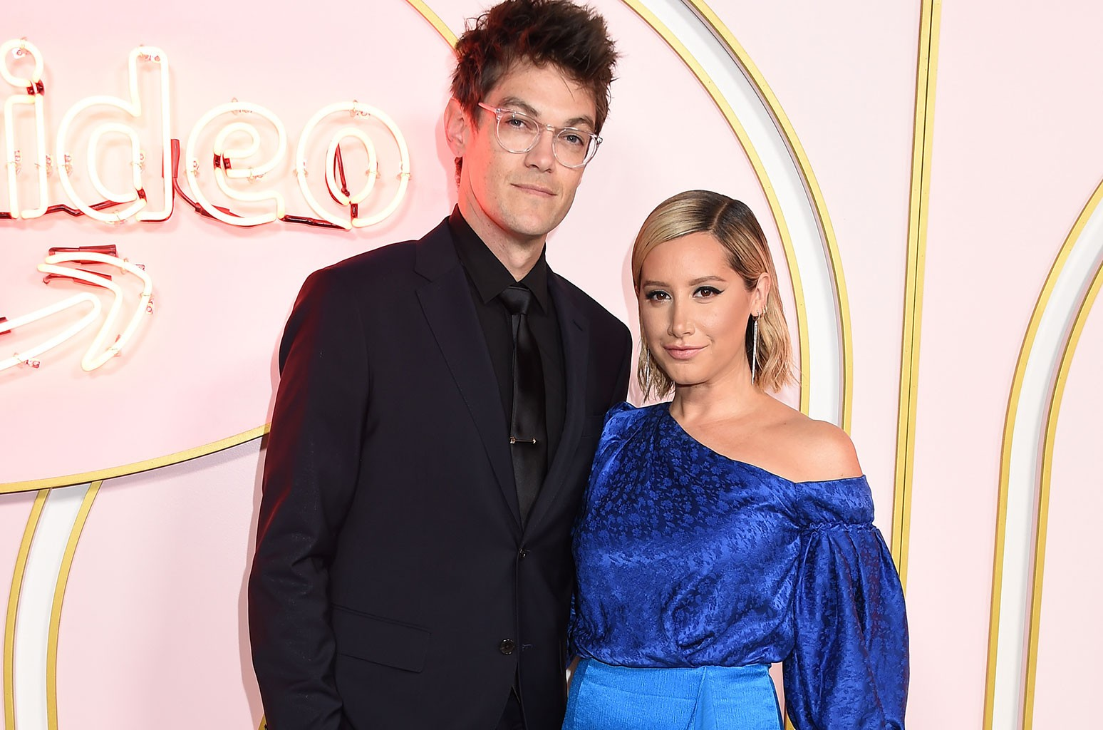 Ashley Tisdale Gives Birth to First Child With Christopher French: Baby Has 'Arrived Earth Side'