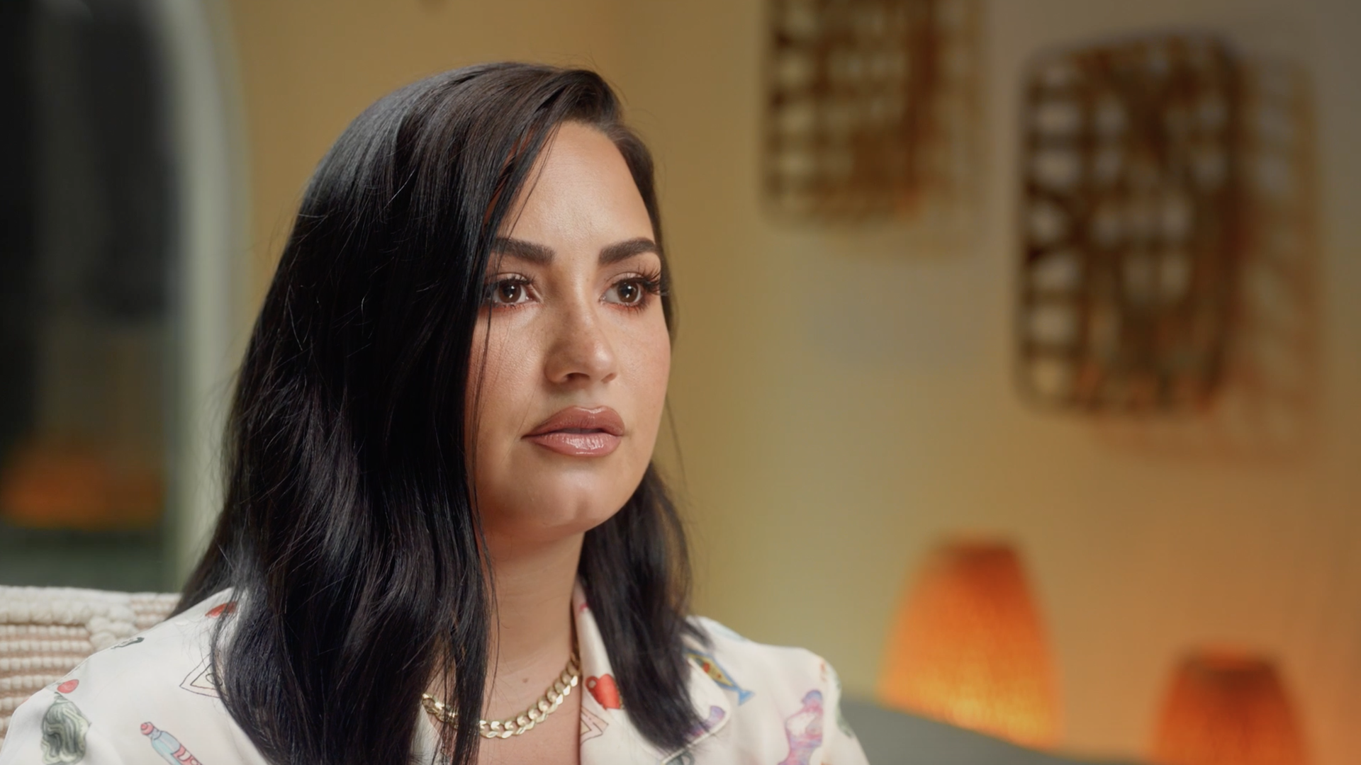 Demi Lovato On the Song She'd Perform 'If I Ever Make It Back to the Stage': Exclusive 'Dancing With the Devil' Clip