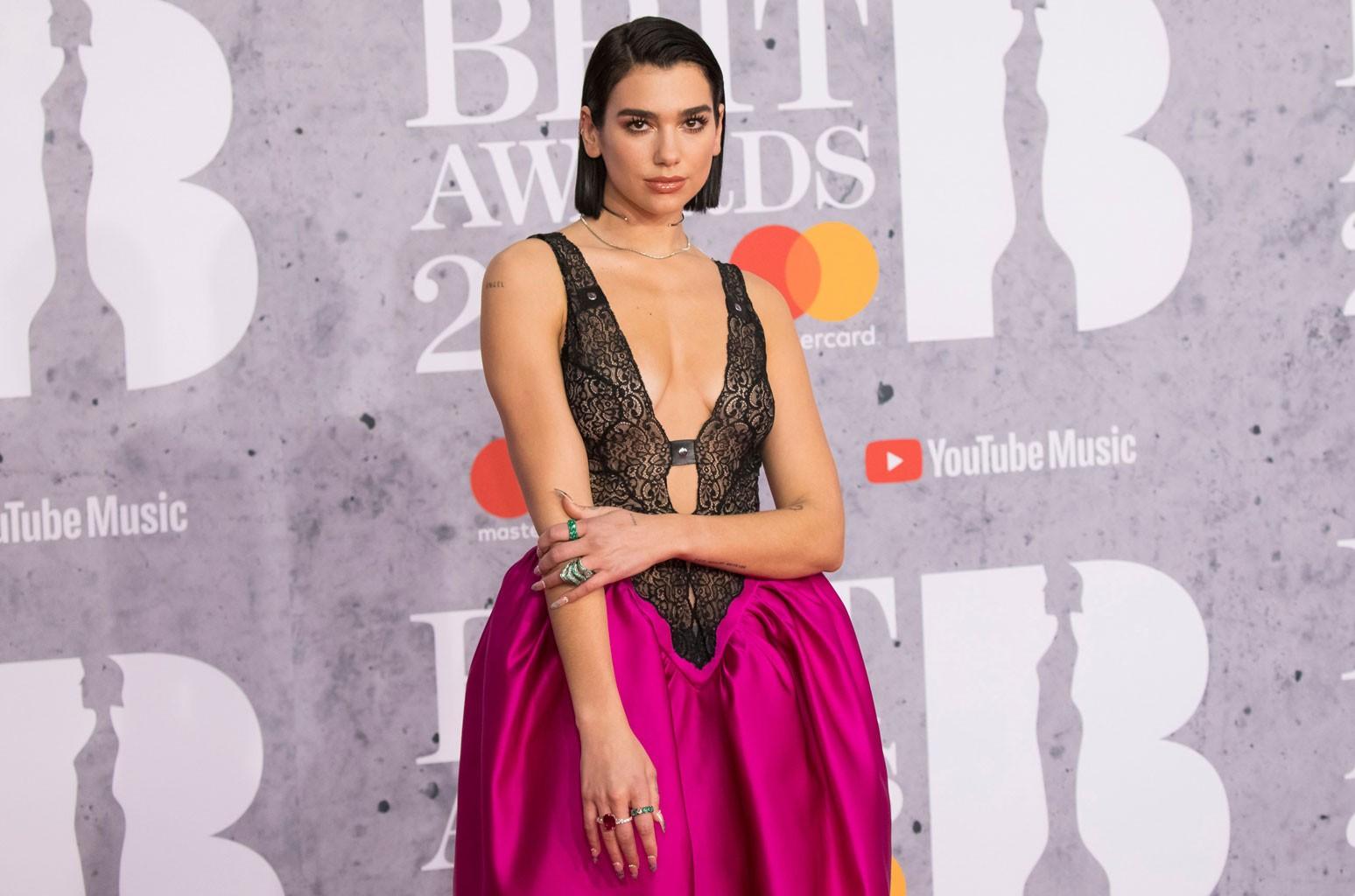 Dua Lipa, Celeste & More Female Artists Land 2021 Brit Award Nominations: Full List