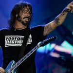 AC/DC's Brian Johnson Rocks Out With Foo Fighters at Vax Live Concert: Watch