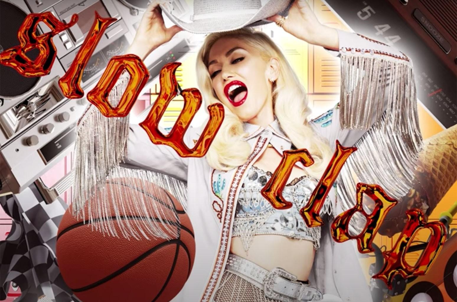 Gwen Stefani Comes in Like a Boss on Reggae-Spiked 'Slow Clap'
