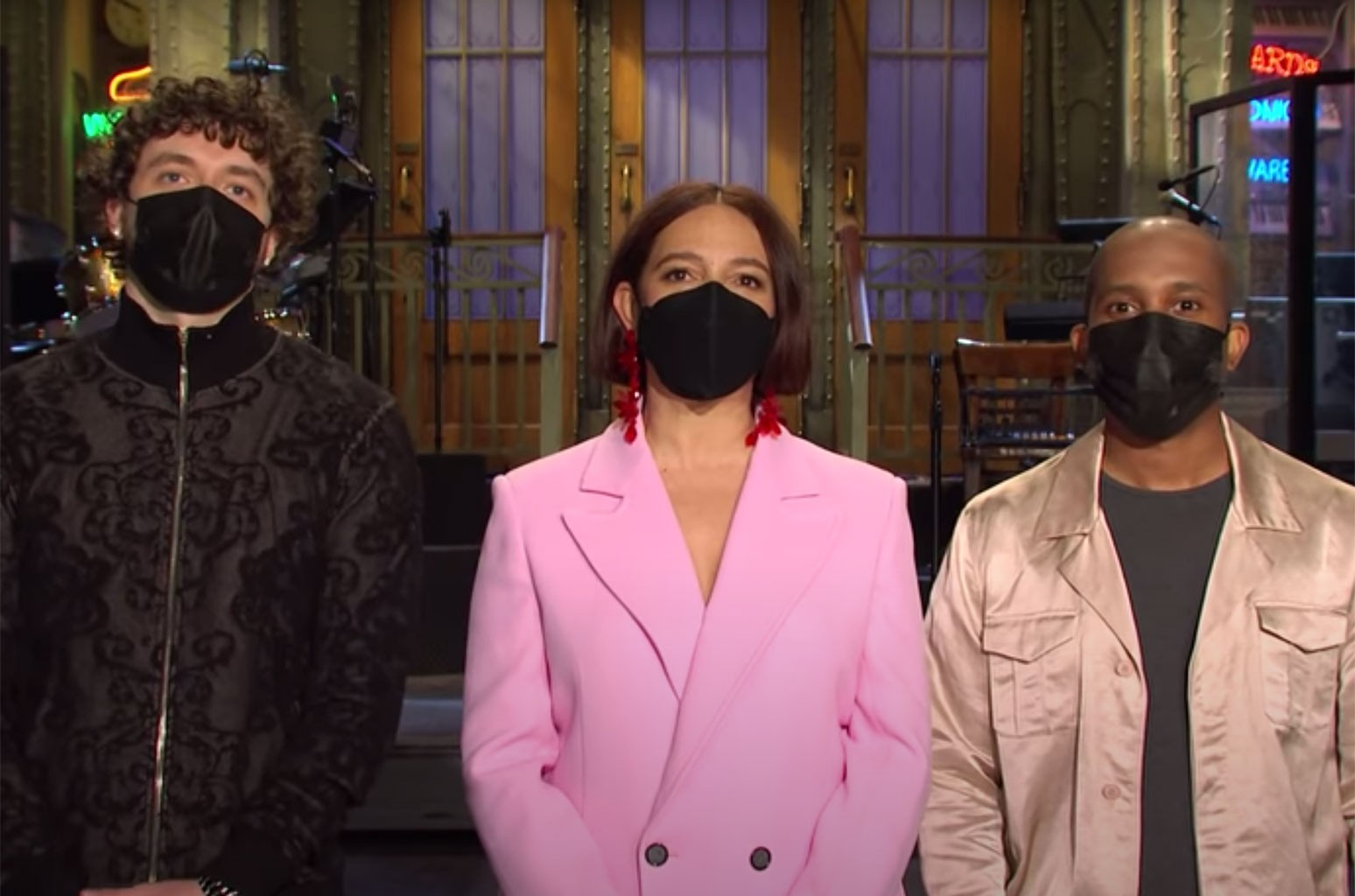 Maya Rudolph Hilariously Reclaims Her Late Night Crown in 'SNL' Promo With Jack Harlow