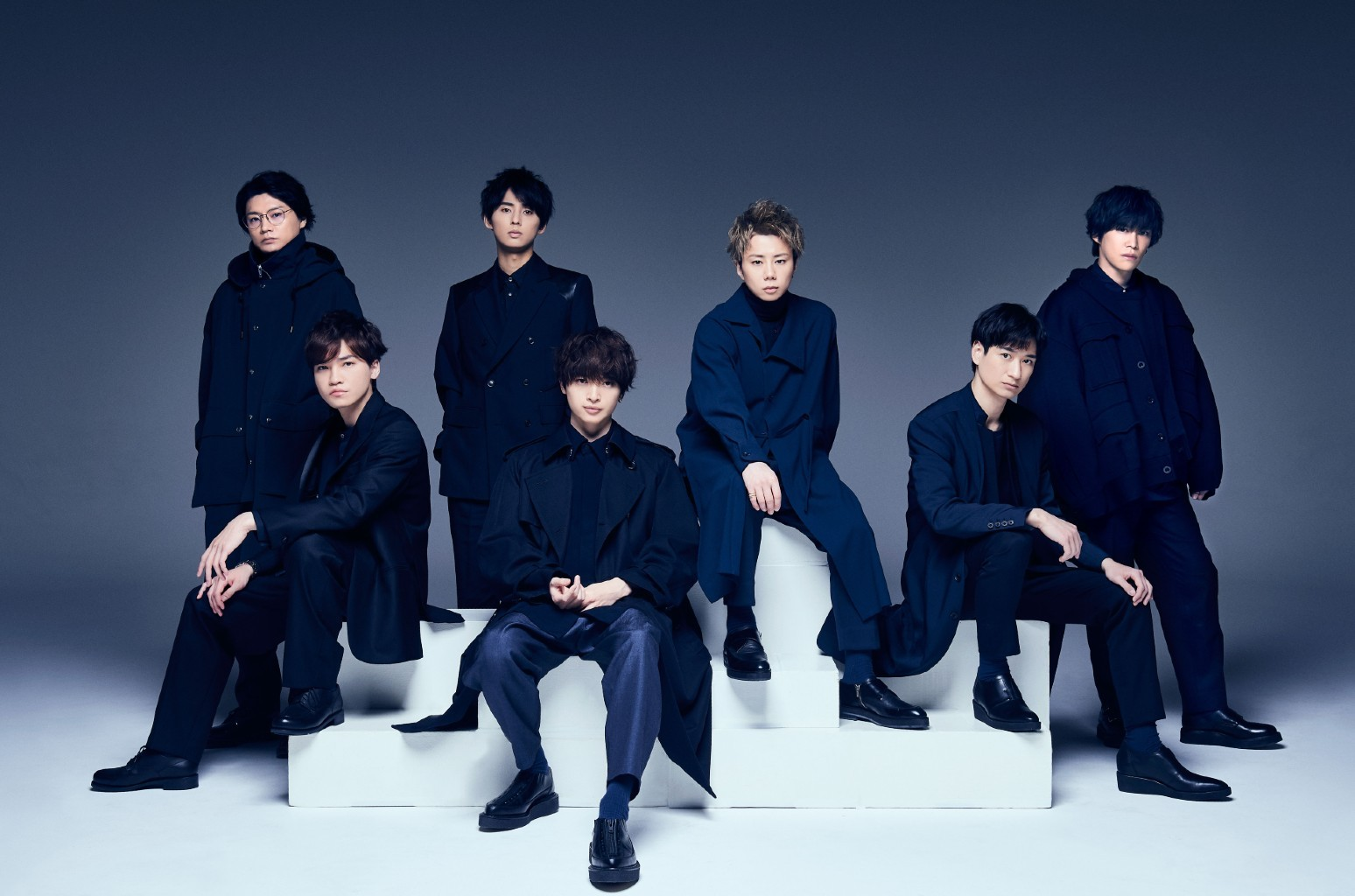 Kis-My-Ft2 Debuts at No. 1, Official HIGE DANdism Rises to No. 4 on Japan Hot 100