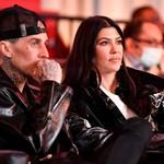Kourtney Kardashian Rocks Blink-182 Hoodie While Lip-Syncing New Travis Barker-Produced Track thumbnail