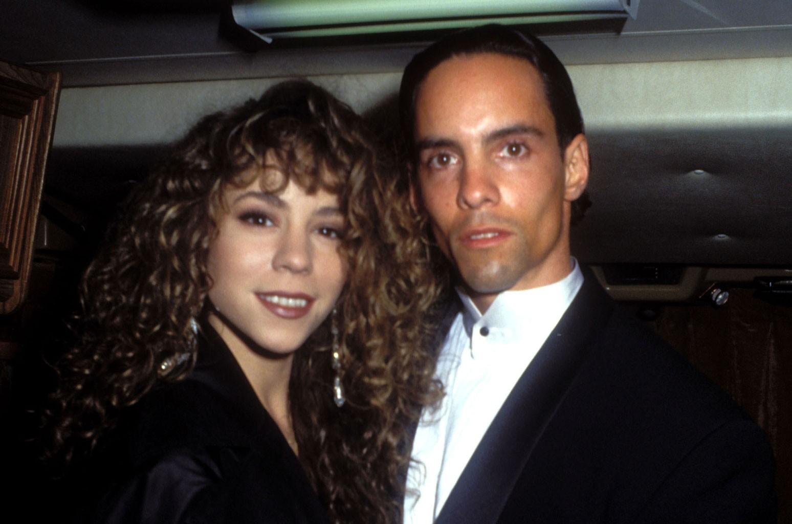 Mariah Carey, Morgan Carey